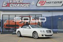 2010 Bentley Continental GT Speed Tomball TX