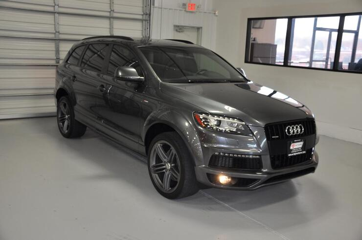 2014 audi q7 3 0l tdi prestige tx 10861785. Cars Review. Best American Auto & Cars Review