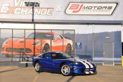 1997 Dodge Viper GTS Blue with White Stripes Tomball TX