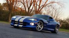 1996 Dodge Viper Incoming GTS Supercharged Tomball TX