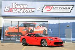 2013 Dodge SRT Viper SRT Track Package Tomball TX
