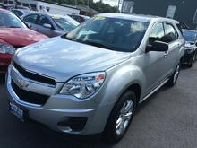 2010 CHEVROLET EQUINOX LS Worcester MA
