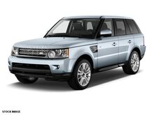 2013 Land Rover Range Rover Sport Supercharged Mills River NC
