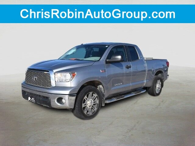 2012 Toyota Tundra 2WD Truck DOUBLE CAB 5.7L V8 6-SPD AT Midland TX