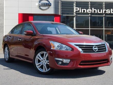 2015 Nissan Altima 4dr Sdn V6 3.5 S Southern Pines NC