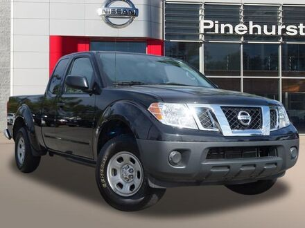 2016 Nissan Frontier 2WD King Cab I4 Auto S Southern Pines NC