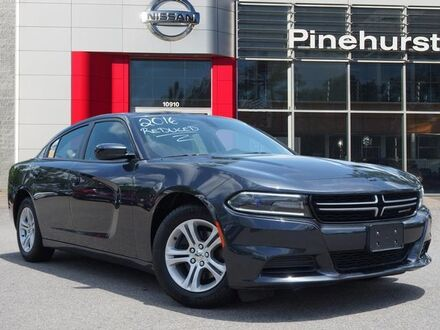 2016 Dodge Charger 4dr Sdn SE RWD Southern Pines NC