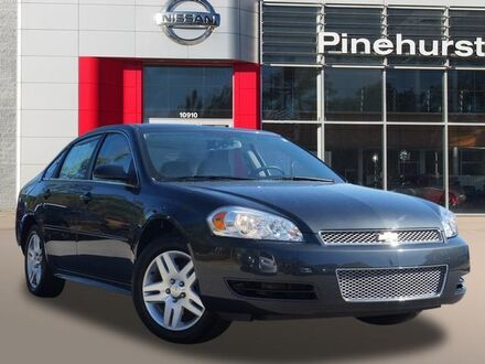 2016 Chevrolet Impala Limited 4dr Sdn LT Fleet Southern Pines NC