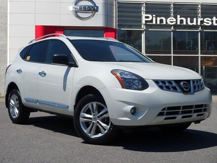 2015 Nissan Rogue Select FWD 4dr S Southern Pines NC
