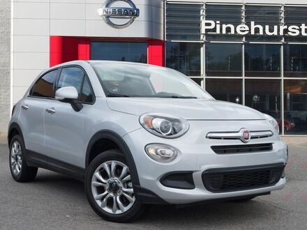 2016 Fiat 500X FWD 4dr Easy Southern Pines NC