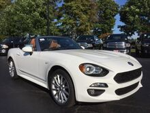 2017_Fiat_124 Spider_Lusso Convertible_ Rochester NY