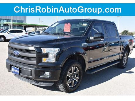 2015 Ford F-150 4WD SUPERCREW 145 LARIAT Midland TX