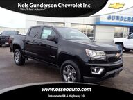 2017 CHEVROLET COLORADO 4WD Z71 Osseo WI