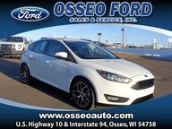 2017 FORD FOCUS SEL Osseo WI