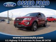 2017 FORD EXPLORER SPORT Osseo WI