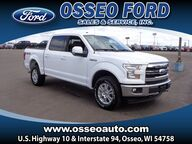 2017 FORD F-150 LARIAT Osseo WI