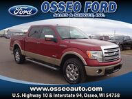 2013 FORD F-150 LARIAT Osseo WI