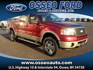 2007 FORD F-150 LARIAT Osseo WI