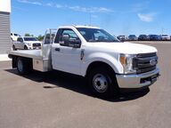 2017 FORD F-350 4X2 CHASSIS CAB DRW/ Osseo WI