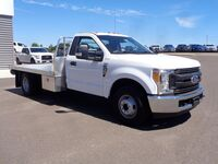 FORD F-350 4X2 CHASSIS CAB DRW/ 2017