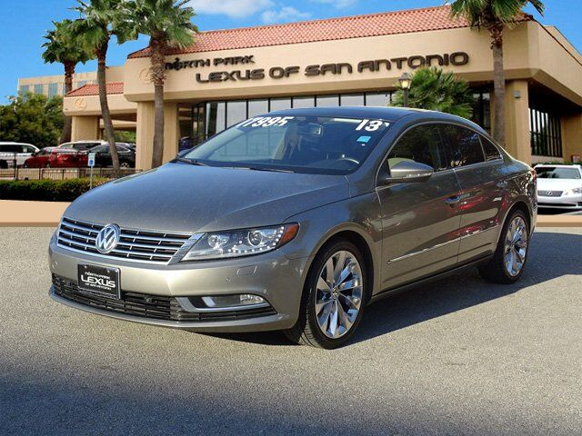 2013 Volkswagen Cc Vr6 Executive 4motion San Antonio Tx