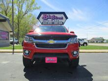 2015 Chevrolet Colorado 4WD Crew Cab LT Sioux City IA