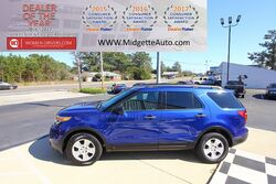 Ford Explorer 4d SUV FWD 2013