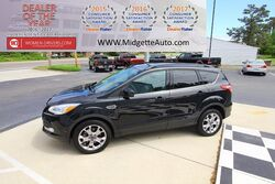 Ford Escape 4d SUV 4WD SE 2014