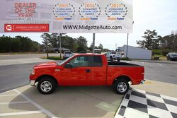 Ford F150 2WD Supercab XLT 6 1/2 2007