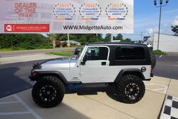 Jeep Wrangler Unlimited 2d Convertible 2006