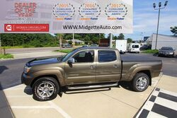 Toyota Tacoma 4WD Double Cab Long Bed 2013