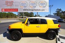 2007 Toyota FJ Cruiser 4WD 4d Wagon Auto Outer Banks  NC