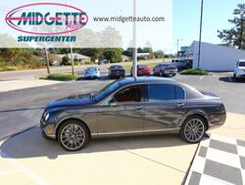Bentley Continental 4d Sedan Flying Spur 2007
