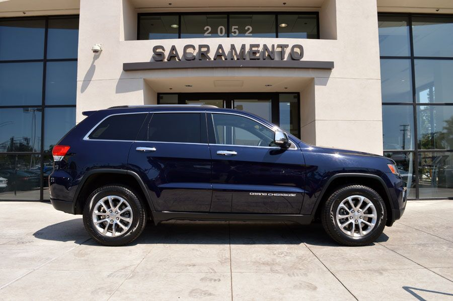 2014 Jeep Grand Cherokee Limited 5 7 V8 Sacramento Ca 14423911