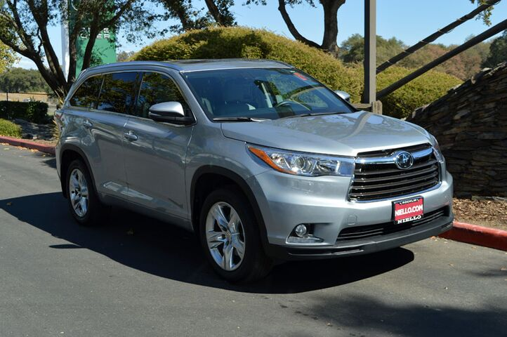 2015 toyota highlander limited platinum v6 rocklin ca 15303233. Black Bedroom Furniture Sets. Home Design Ideas