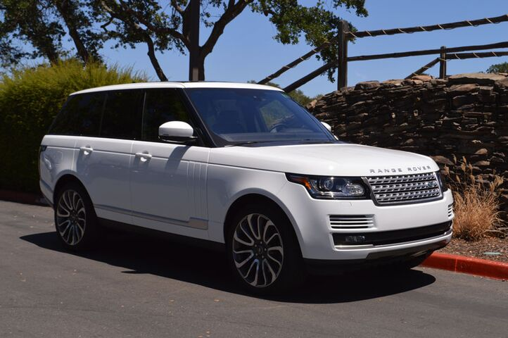 Range Rover Rocklin Land Rover Dealership Rocklin Ca Used