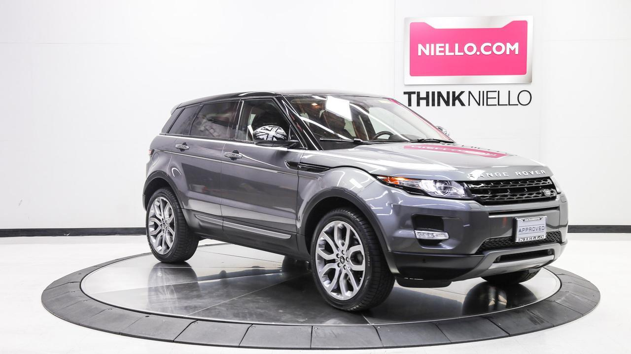 2015 land rover range rover evoque pure union monochrome sacramento ca 19117569. Black Bedroom Furniture Sets. Home Design Ideas