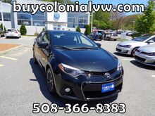 2015 Toyota Corolla S Plus Westborough MA