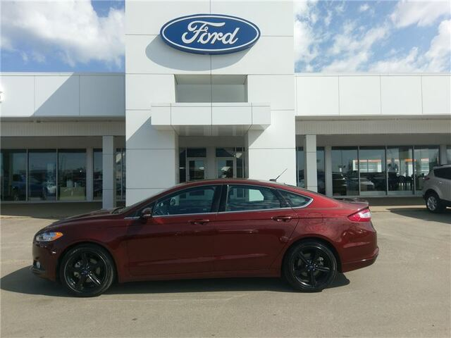 2016 Ford Fusion SE MOONROOF SPORT PACK 22000KM Edmonton AB