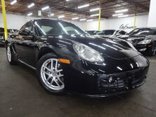 Porsche Cayman MANUAL PREMIUM PKG CERTIFIED COUPE 2007