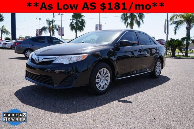 2014 Toyota Camry L Weslaco TX