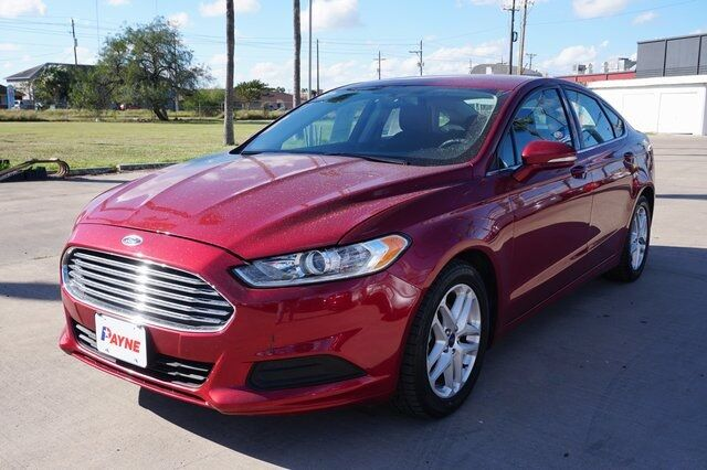 2016 Ford Fusion Se Brownsville Tx 16535016