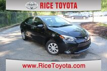 2016 Toyota Corolla L Sedan Automatic Greensboro NC