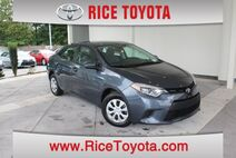 2014 Toyota Corolla 4DR SDN L AT Greensboro NC