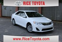 2014 Toyota Camry 4DR SDN I4 LE AT Greensboro NC