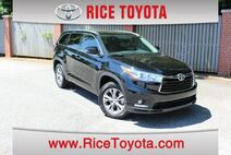 2015 Toyota Highlander FWD 4DR V6 LIMITED Greensboro NC