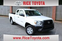 2015 Toyota Tacoma 2WD ACCESS CAB I4 AT Greensboro NC