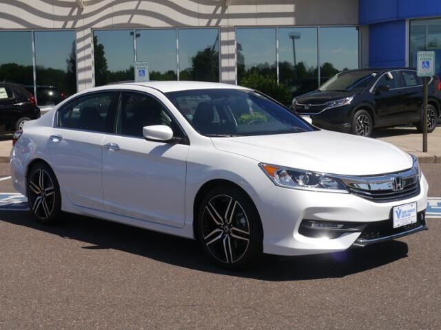 2017 honda accord sport special edition eau claire wi 14226178. Black Bedroom Furniture Sets. Home Design Ideas