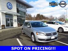 2013 Volkswagen Passat 2.5 S North Haven CT