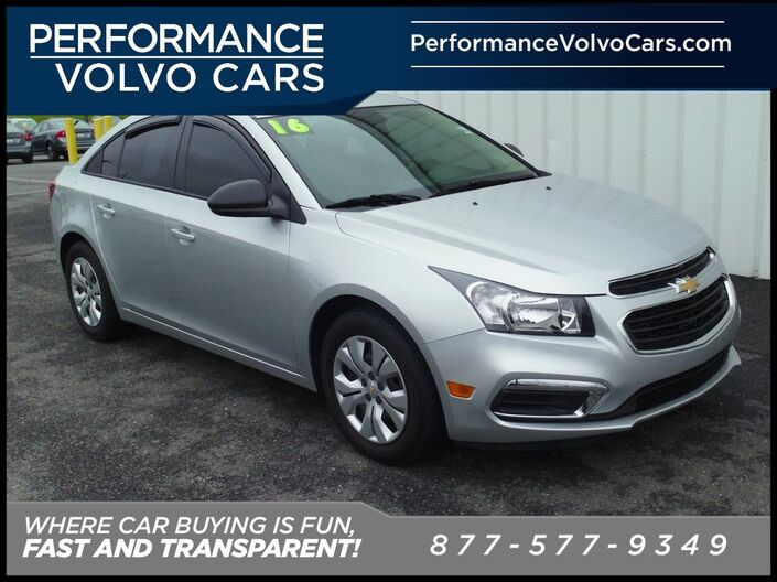 2016 Chevrolet Cruze Limited L Sinking Spring PA